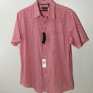 Van Heusen NWT M classic fit short sleeve shirt